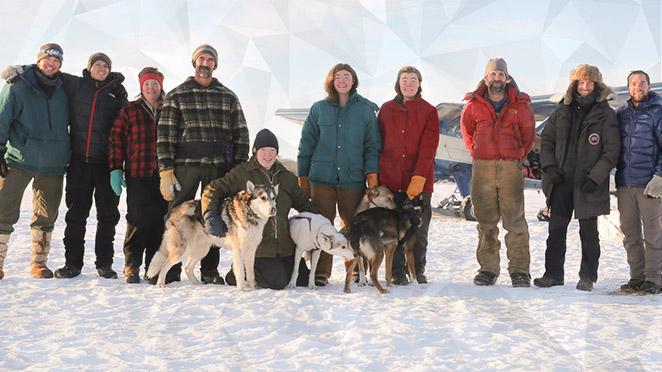 Cast of The Last Alaskans