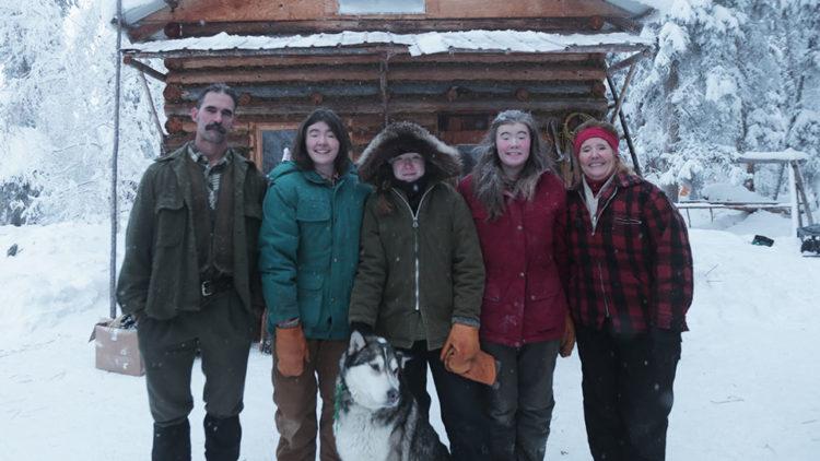 Lewis Family Photo.