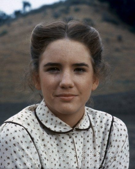 "Melissa Gilbert as Laura Ingalls ""Half-Pint"" on the set of Little House on The Prairie. Melissa even got a Golden Globe nomination for Best Actress in a Television Series Drama in 1981."