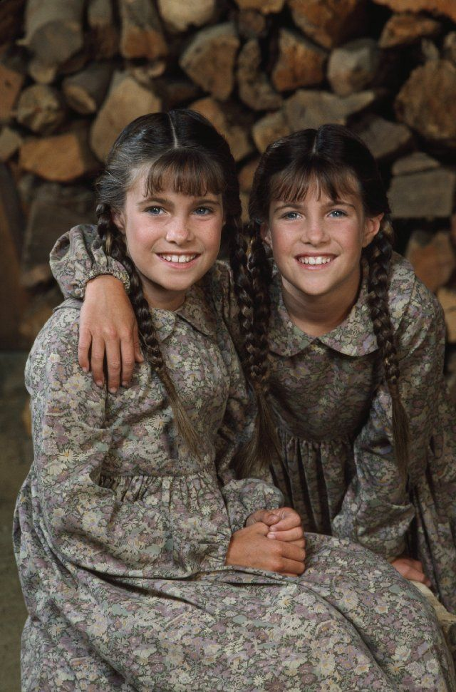 The third and youngest child of the Ingalls family at the beginning of the show, Carrie Ingalls was brought to life by Greenbush twin sisters, Lindsay and Sidney. The Greenbush sisters shared the role from 1974 until 1982. Between them, Lindsay played the role of Carrie more than her sister. In the show, they can be distinguished by the space between Sidney's upper front teeth.
