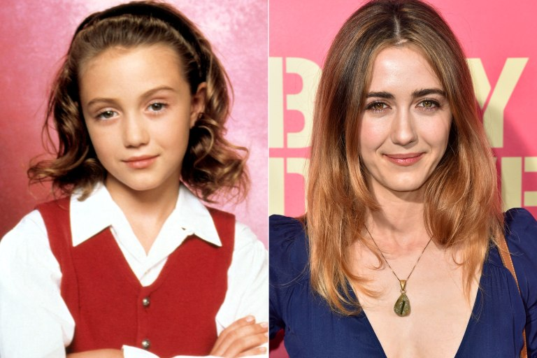 The youngest child of Maxwell Sheffield, Grace was portrayed by Madeline Zima in all six seasons of the show. Her recent TV appearance is in the 2017 TV series, Twin Peaks and the 2018 dramatic thriller, Painkillers.