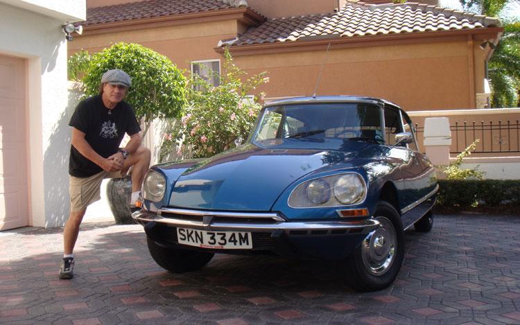1973 Citroën DS23 Pallas