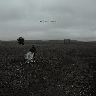 Albums cover of NF's album, The Search