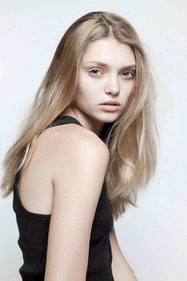 Instagram star and model, Valeriia Karaman