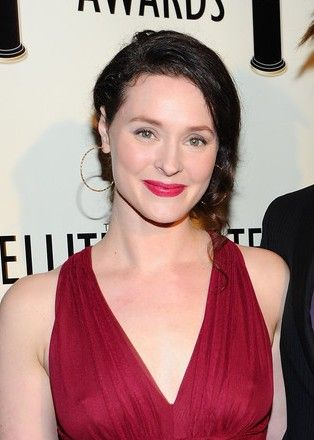 Actress Molly Cookson at the Satellite Awards