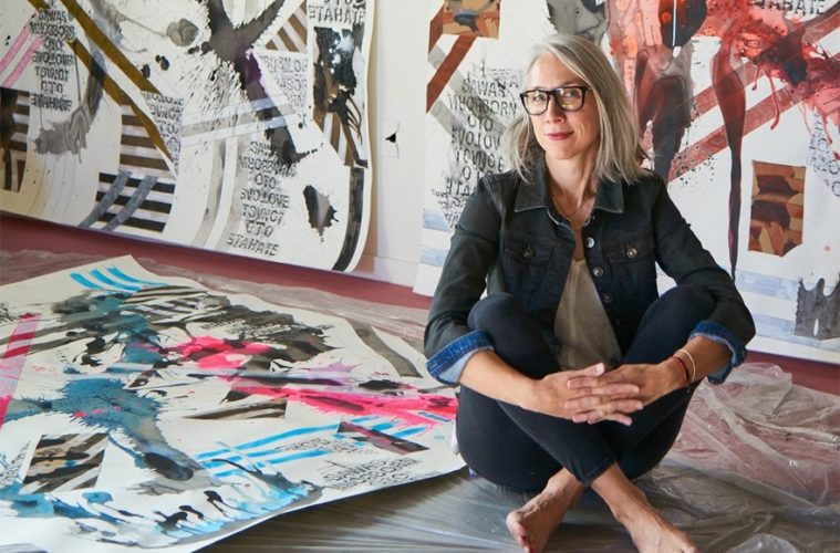 Artist Alexandra Grant completed her Master of Fine Arts in drawing and painting. Alexandra Grant is currently the board member of Bemis Centre for Contemporary Art in LA.