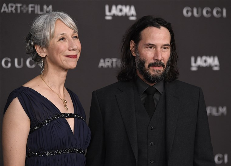 Alexandra Grant and actor Keanu Reeves have reportedly started dating after appearing holding hands at the Red Carpet