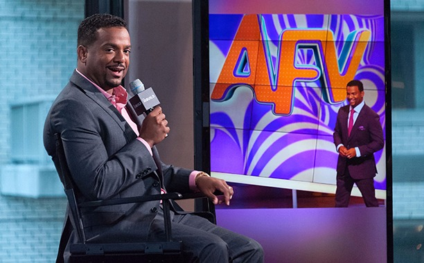 Alfonso Ribeiro has been hosting ABC show America's Funniest Home Videos since 2015