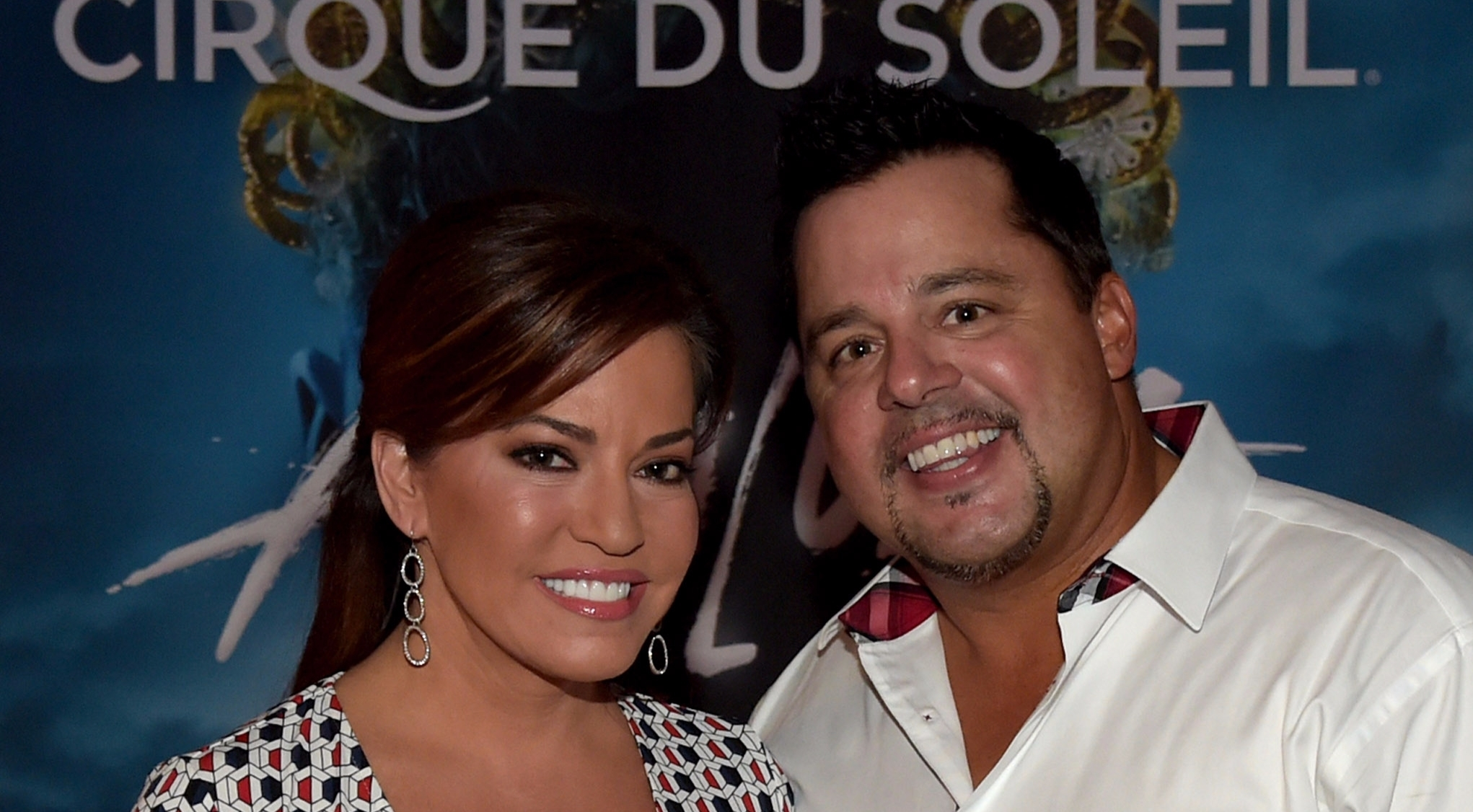 The happily married longtime couple Tim Yeager and Robin Meade