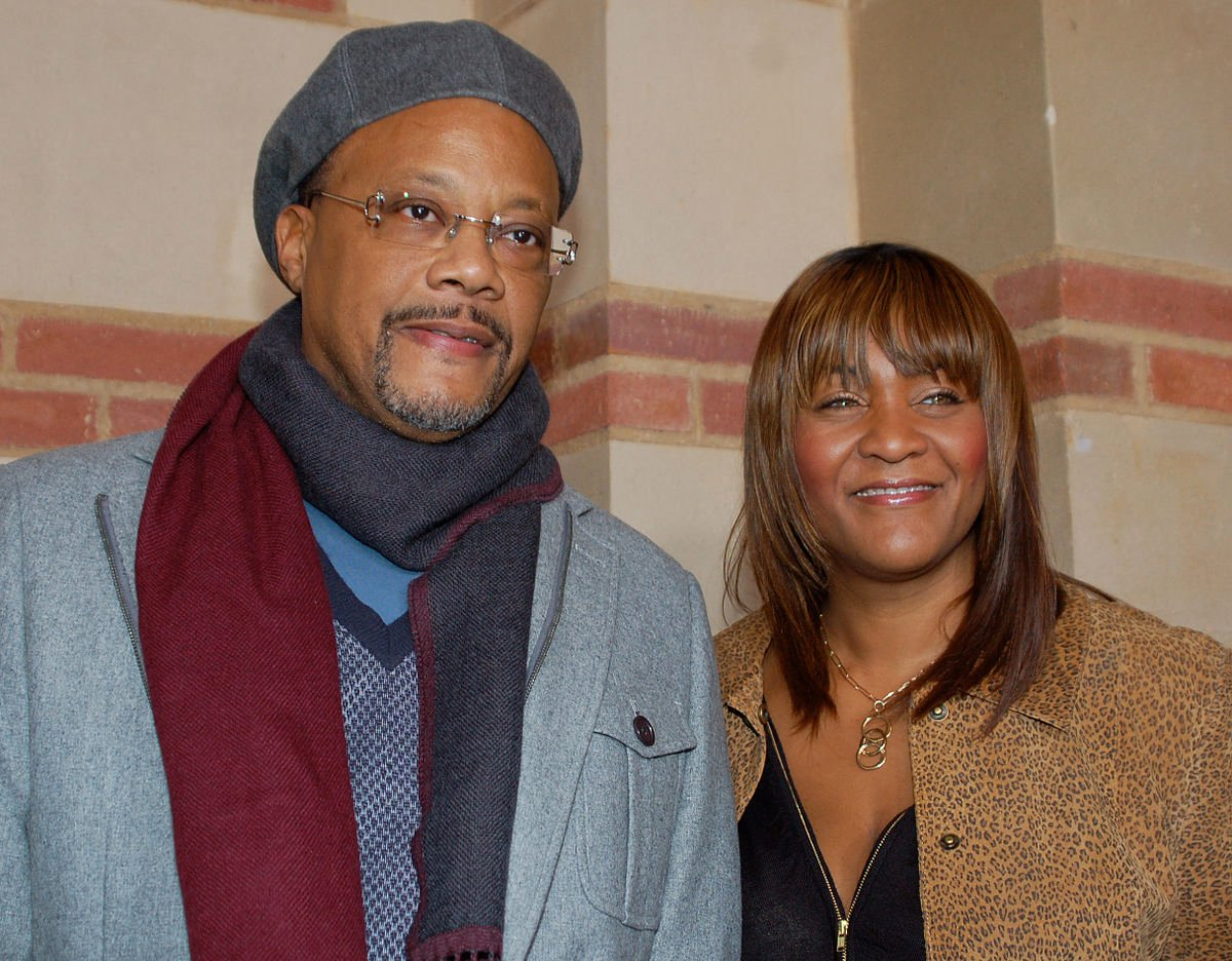 Judge Greg Mathis and his wife Linda Mathis