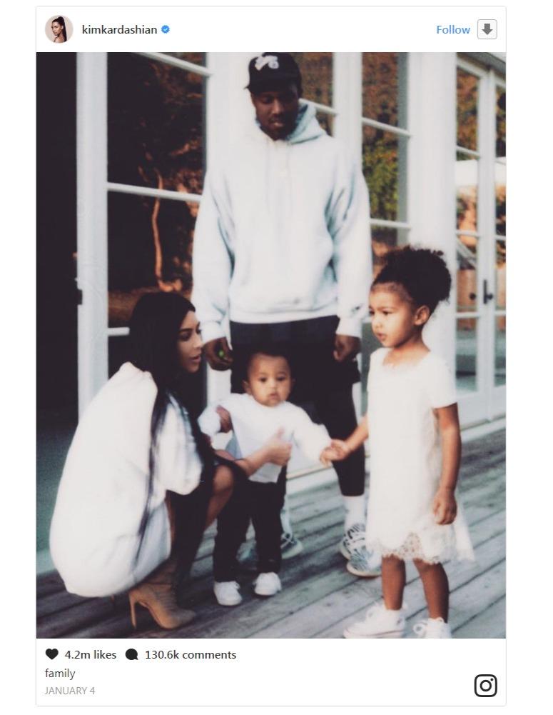 Kim Kardashian is a reality star with immensely followed Instagram account handle kimkardashian