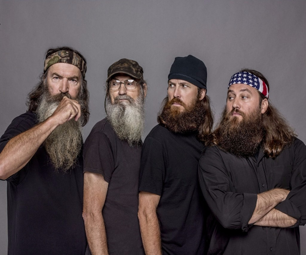 Willie Robertson's family has been of help great to him to increase the Duck Dynasty empire