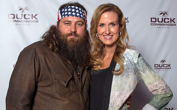 Willie Robertson turned his childhood sweetheart into wife, just a year after High School
