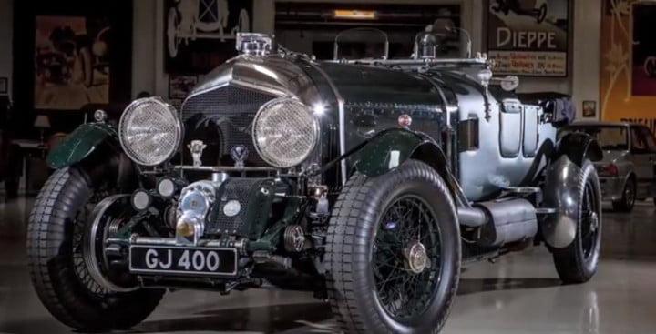 1930 Bentley G400