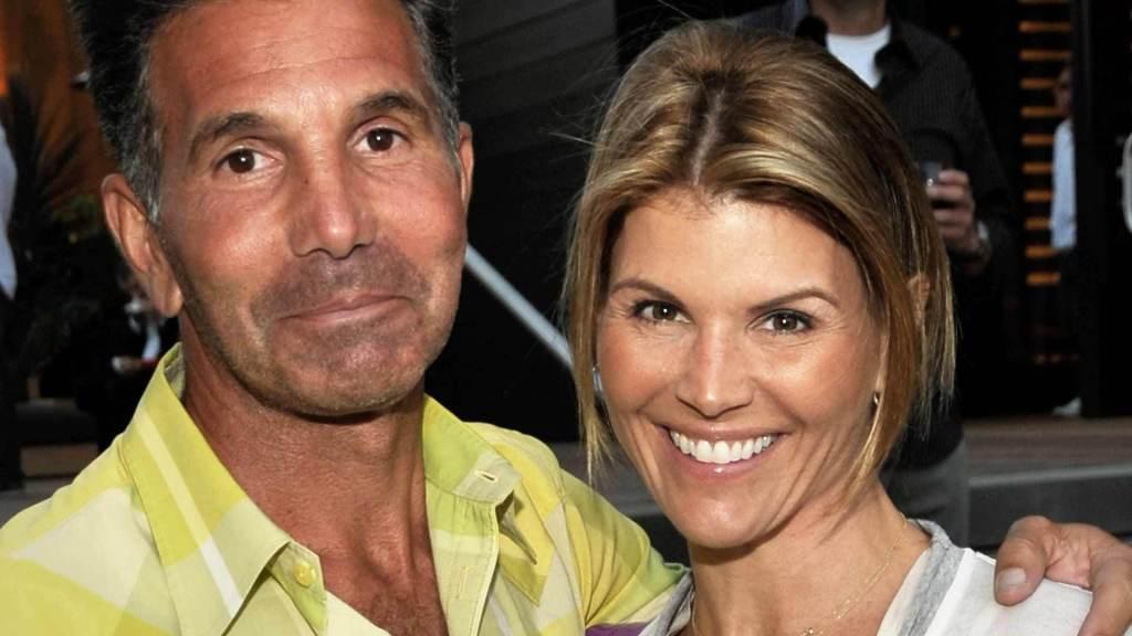 Lori and her husband, Mossimo Giannuli