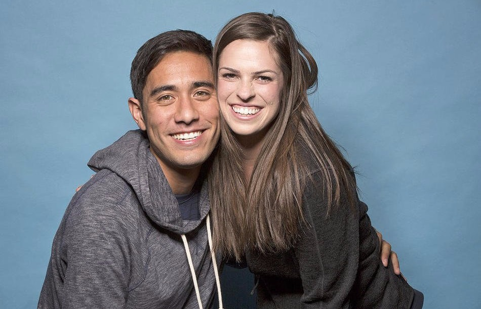 Happily married couple Zach King and his wife Rachel King