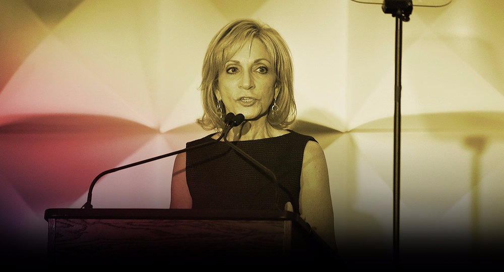 NBC's Chief Foreign Affairs Correspondent, Andrea Mitchell pushed back the misleading White House Staffs in Trump era