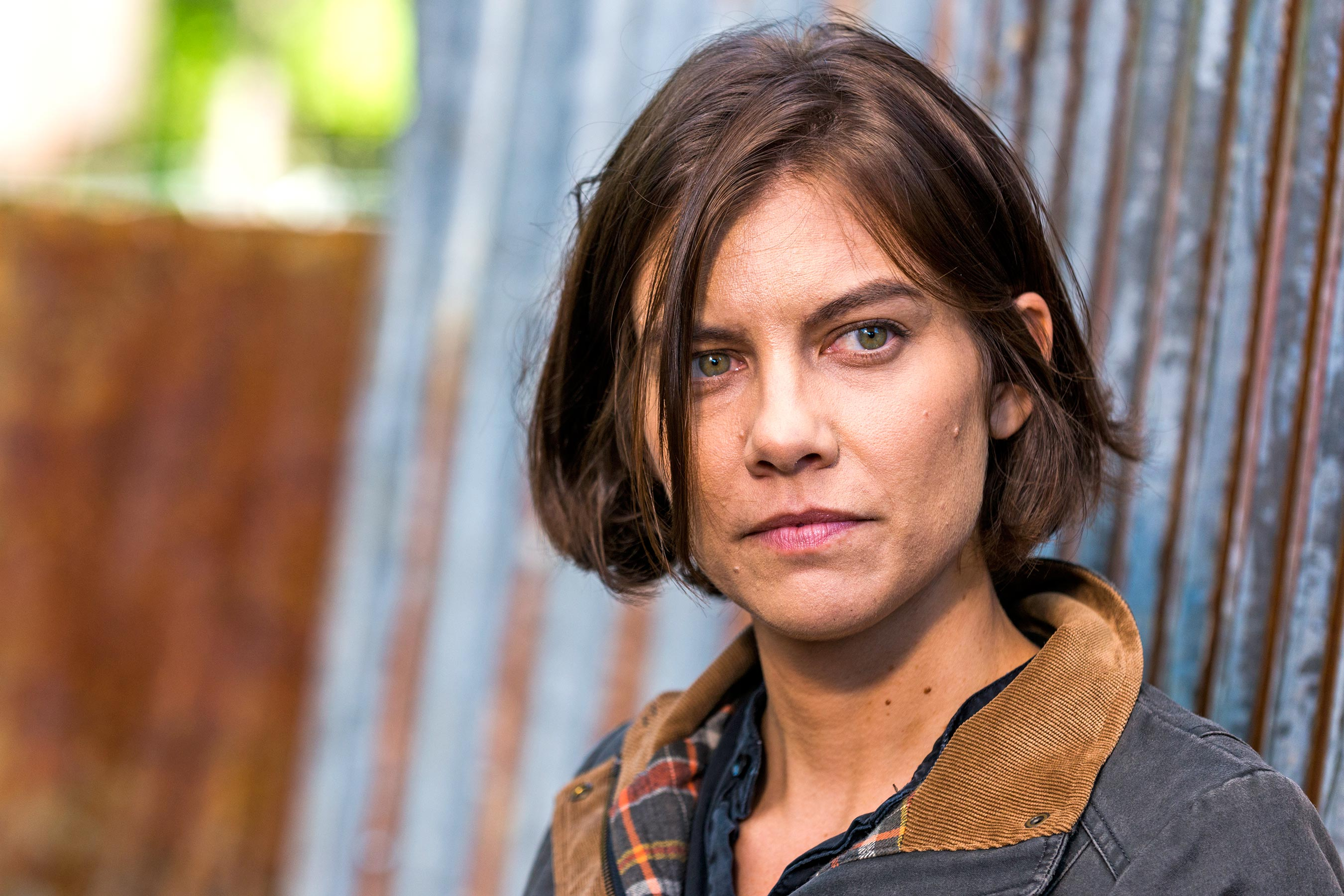 Head shot image of Lauren Cohan
