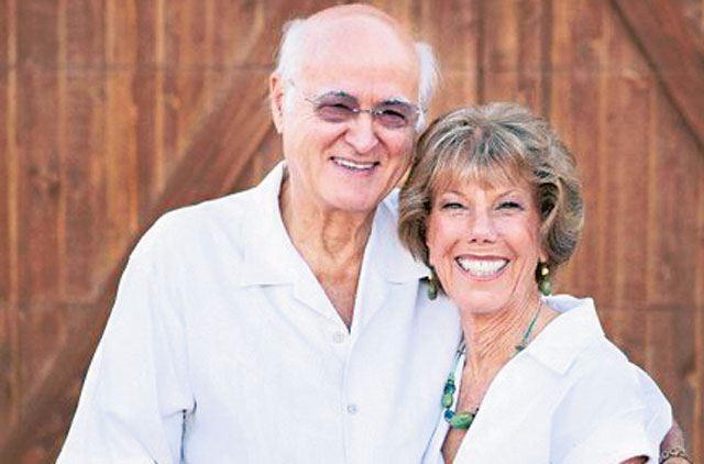 Steve Jobs adoptive parents, Paul and Clara, who raised him