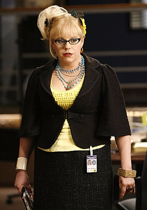 Kirsten Vangsness was overweight while joining the show Criminal Minds in 2005