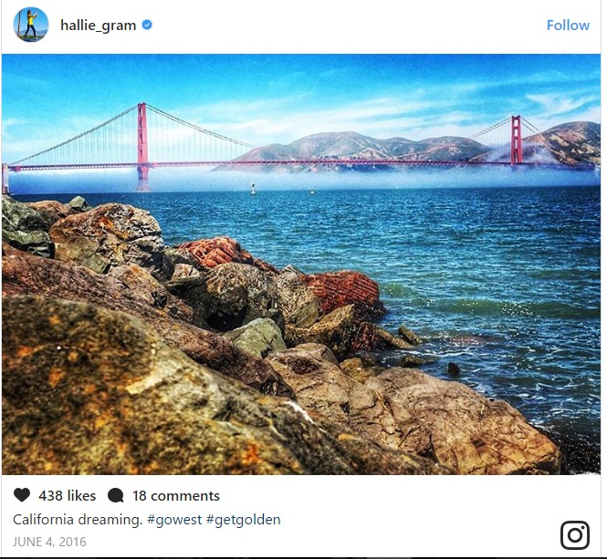 Hailee Jackson's photography  view of bridge , oceans and rocks