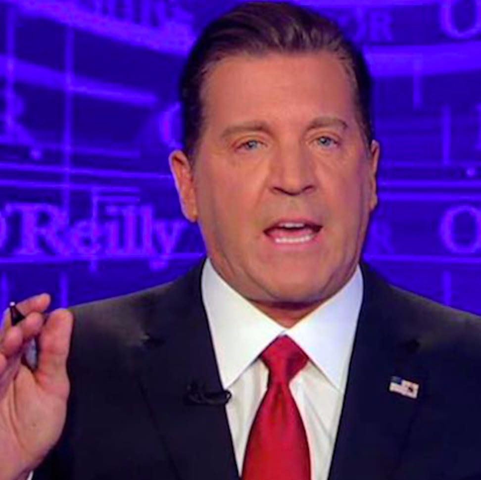 Eric Bolling was suspended from Fox News days after his sexual harassment scandals surfaced