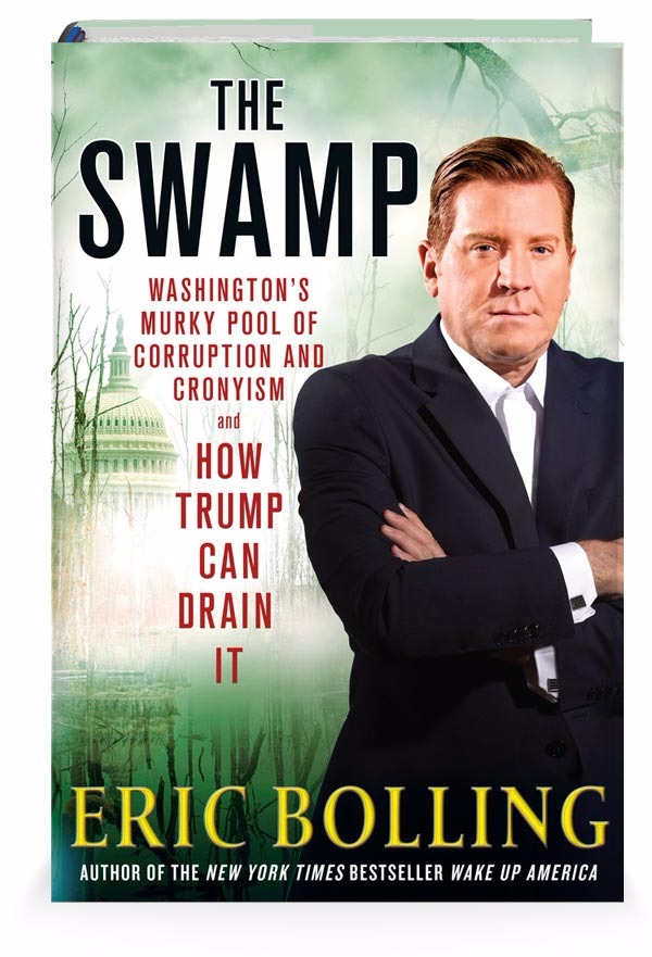 Eric Bolling's second book 'The Swamp'