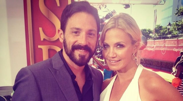 Michelle Beadle and Steve Kazeee's 2014 picture