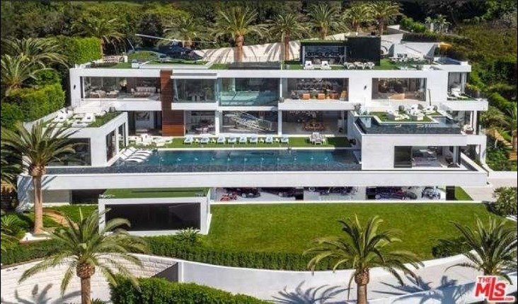 Jay Z and Beyonce's Bel Air estate
