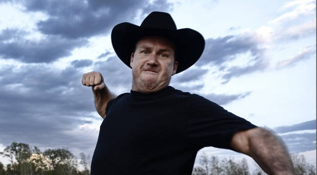 Comedian Rodney Carrington