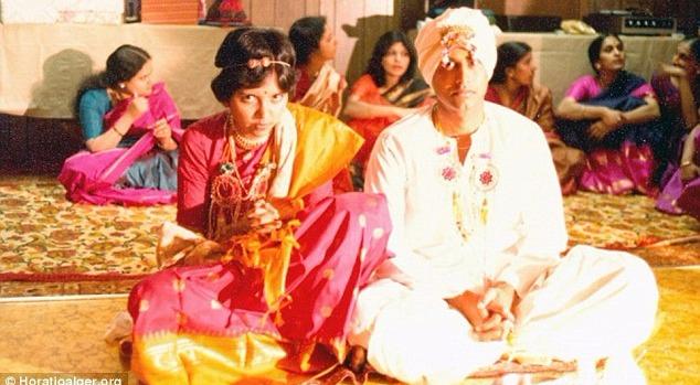 Indra Nooyi wedding photos