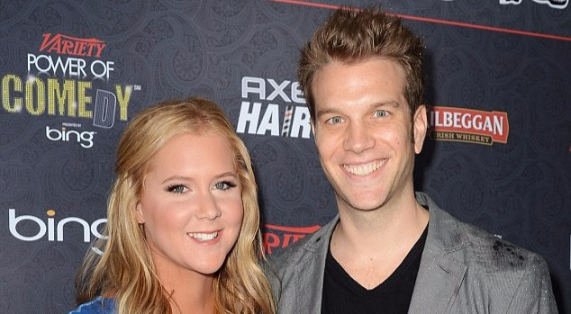 Anthony Jeselnik & Amy Schumer comfortable as friends after breakup