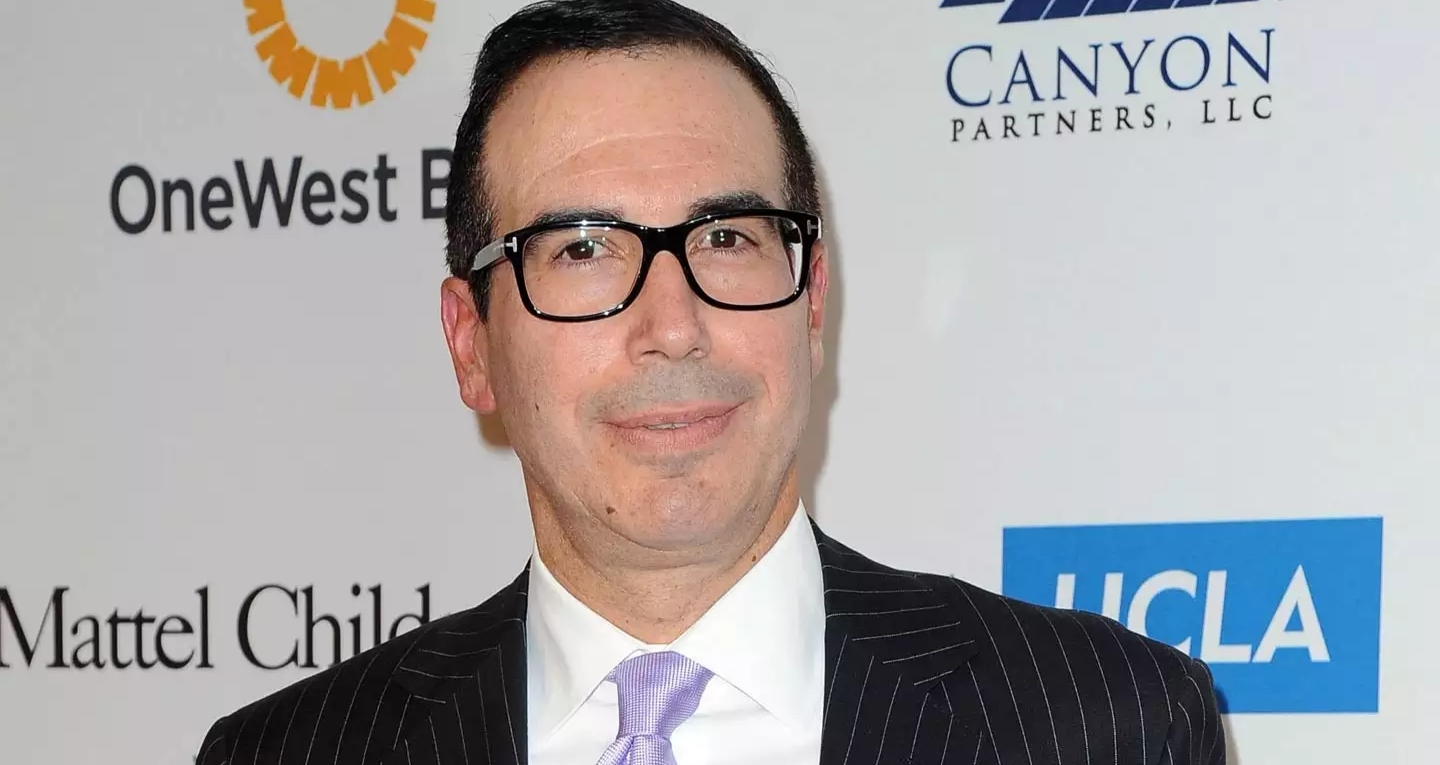 Steven Mnuchin is the founder of OneWest Bank founder