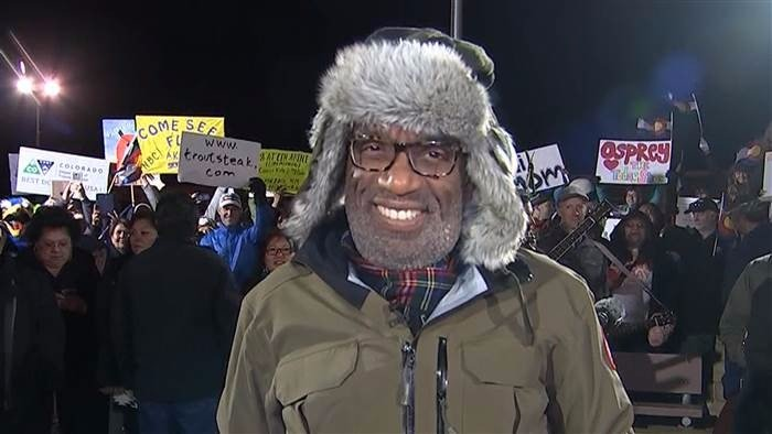 Al Roker on Roker-thon 2, weather reporting from all U.S. states within a week