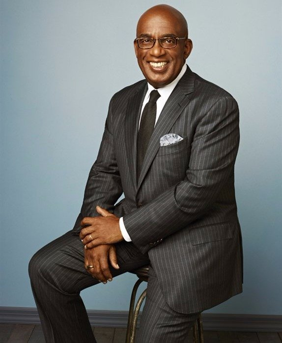 Al Roker seems happy, healthy and enthusiastic after winning the weight loss battle