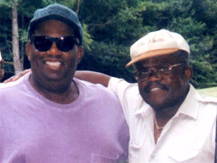 Al Roker and his father