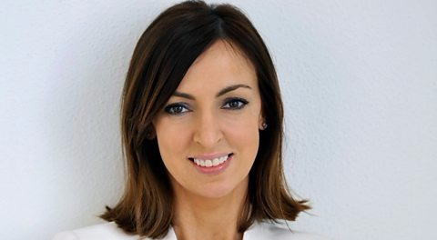 Sally Nugent Smile