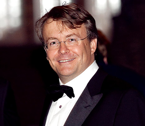 Dutch Prince Johan Friso