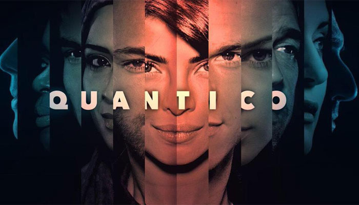 Poster of Quantico