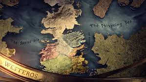 A map of Westeros