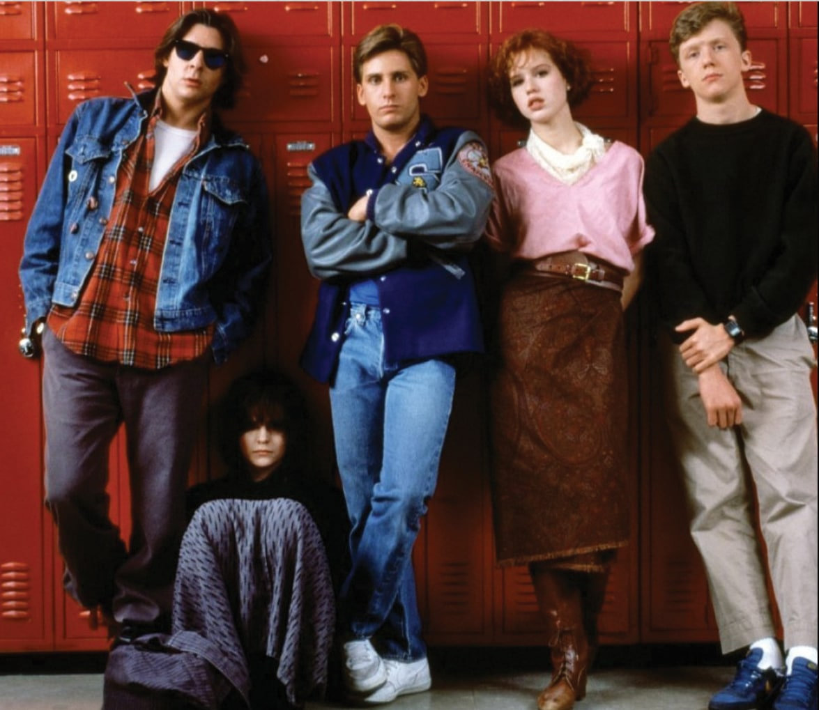 Characters of The Breakfast Club