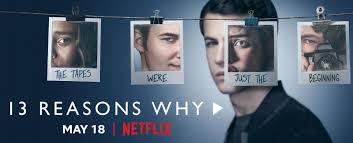 13 Reason Why season 2 poster
