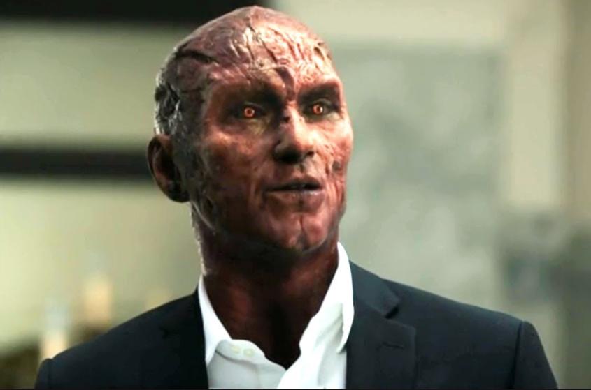 Lucifer in his devil avatar