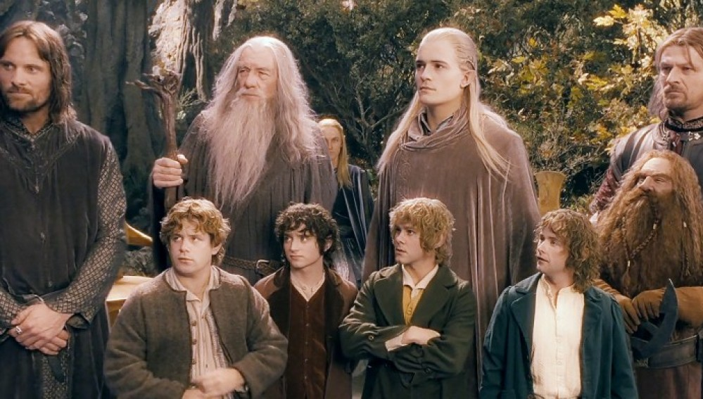 Characters from The Lord of the Rings