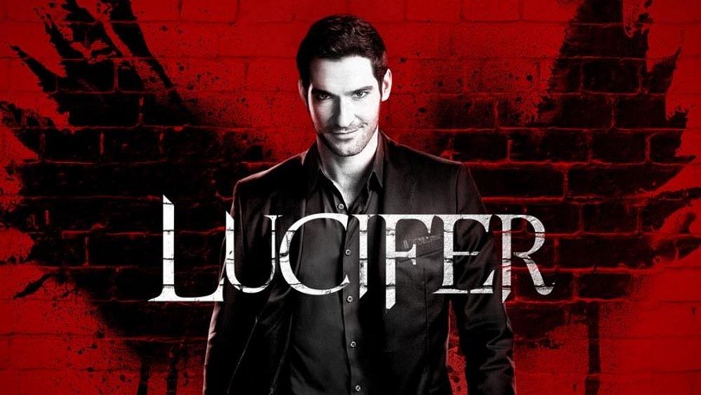 Lucifer series poster