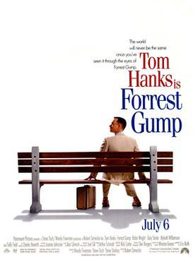 Poster of Forrest Gump