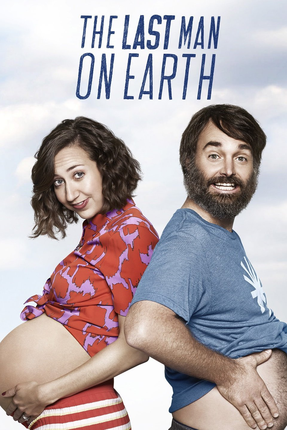 The poster of THE LAST MAN ON EARTH