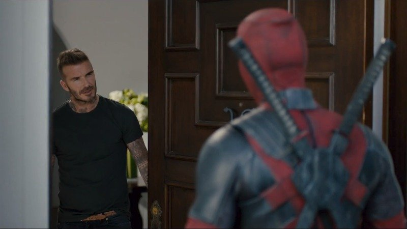 A glimpse of Deadpool promo video