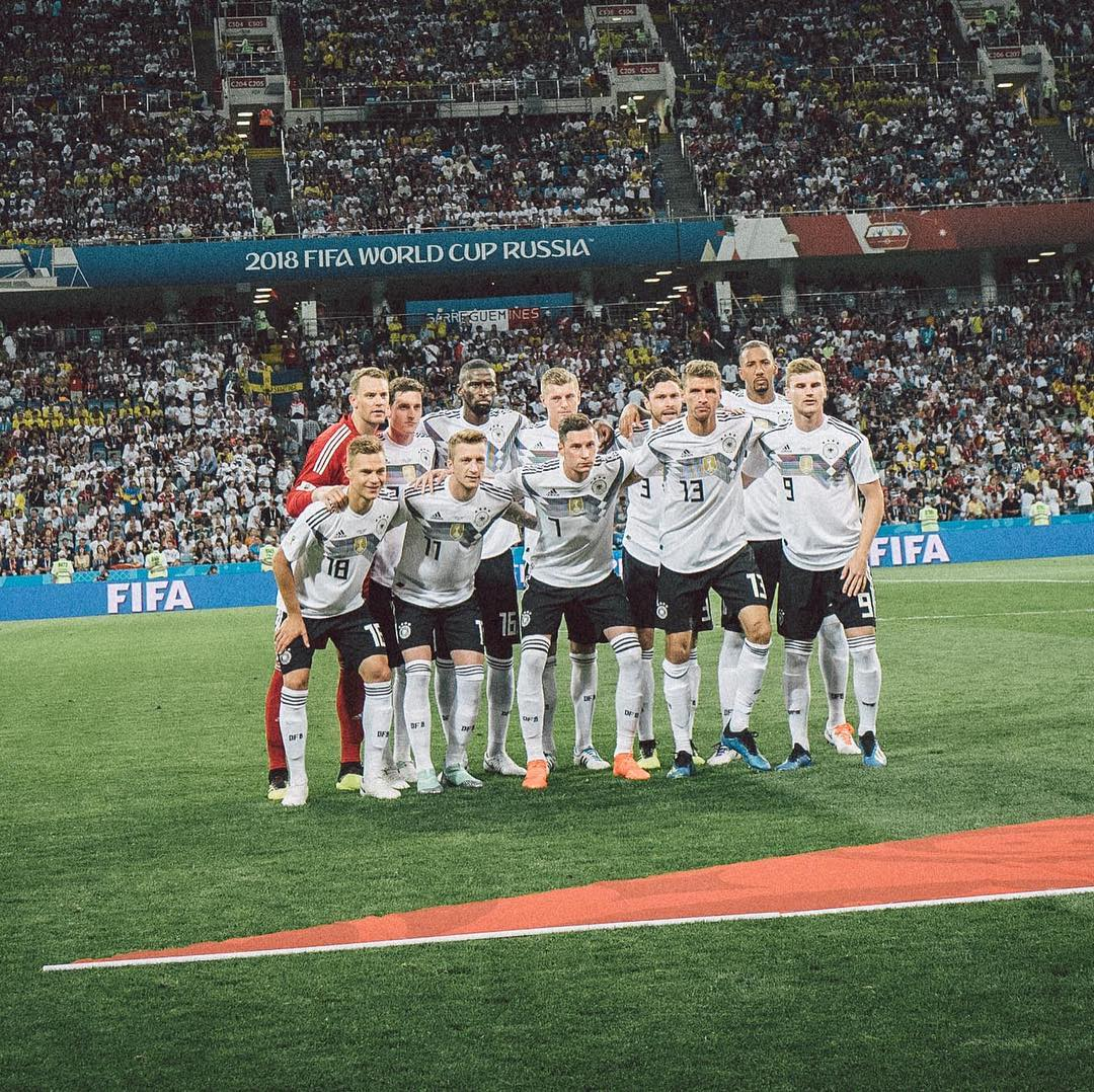 Football team of Germany