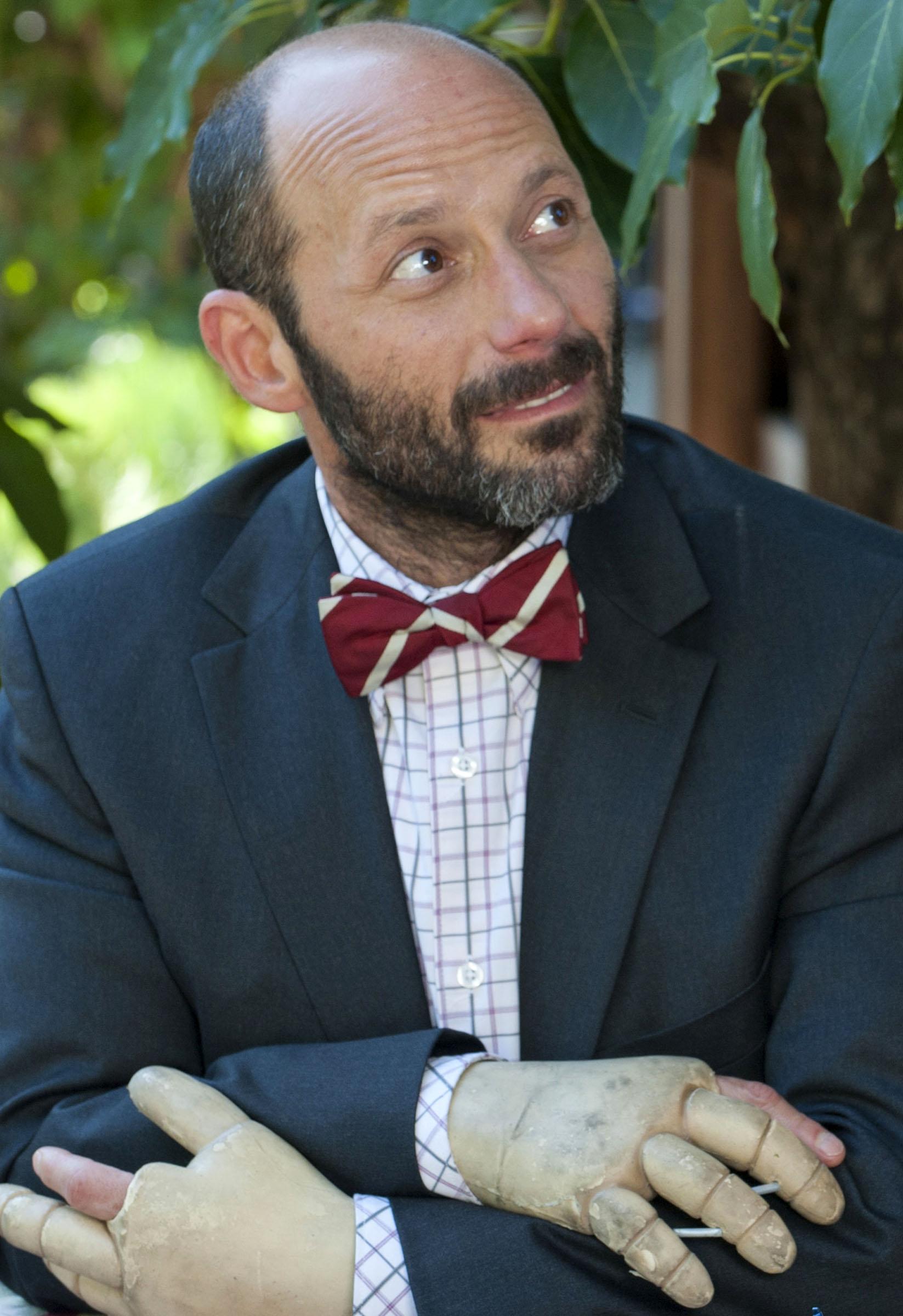"""Michael Marisi Ornstein as Chuck """"Chucky"""" Marstein"""